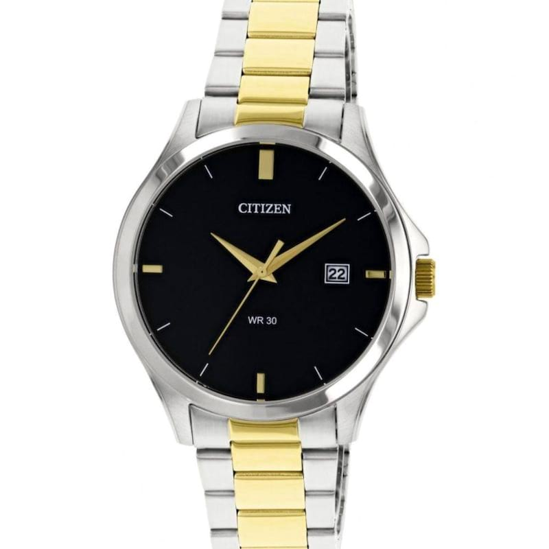 Citizen-Quartz-Standard-Analog-Two-Tone-DZ0024-57E