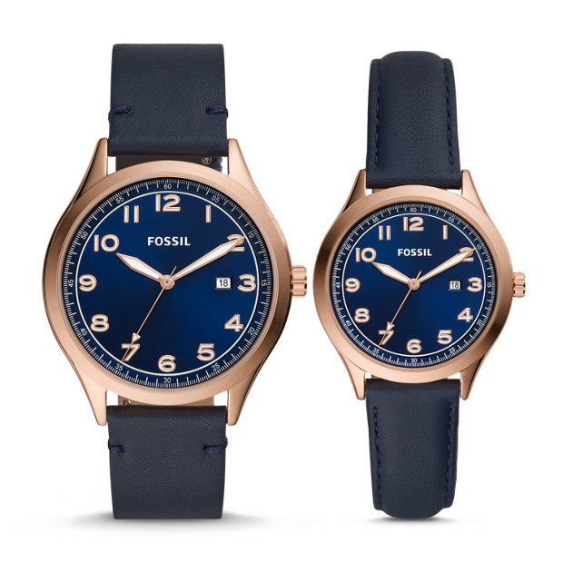 Fossil-His-And-Her-Wylie-BQ2470SET