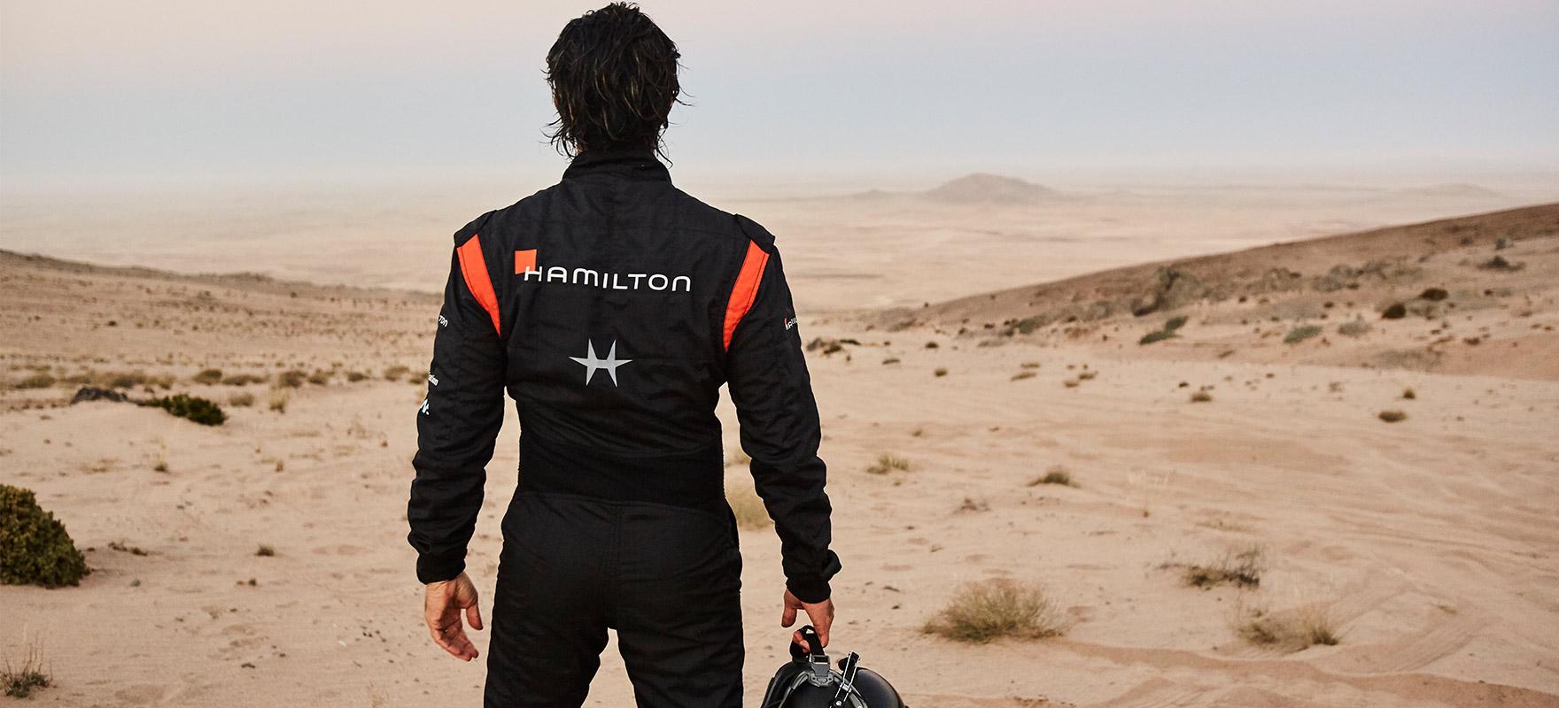 Đồng hồ hàng không Hamilton là bạn đồng hành hoàn hảo trong những giấc mơ bay lượn