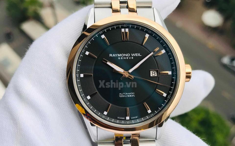 Cập nhật các mẫu đồng hồ Raymond Weil đang có sẵn tại Việt Nam
