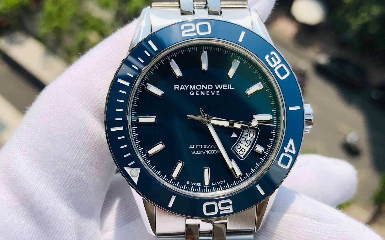 Cập nhật các mẫu đồng hồ Raymond Weil đang giảm giá rất sâu tại Mỹ