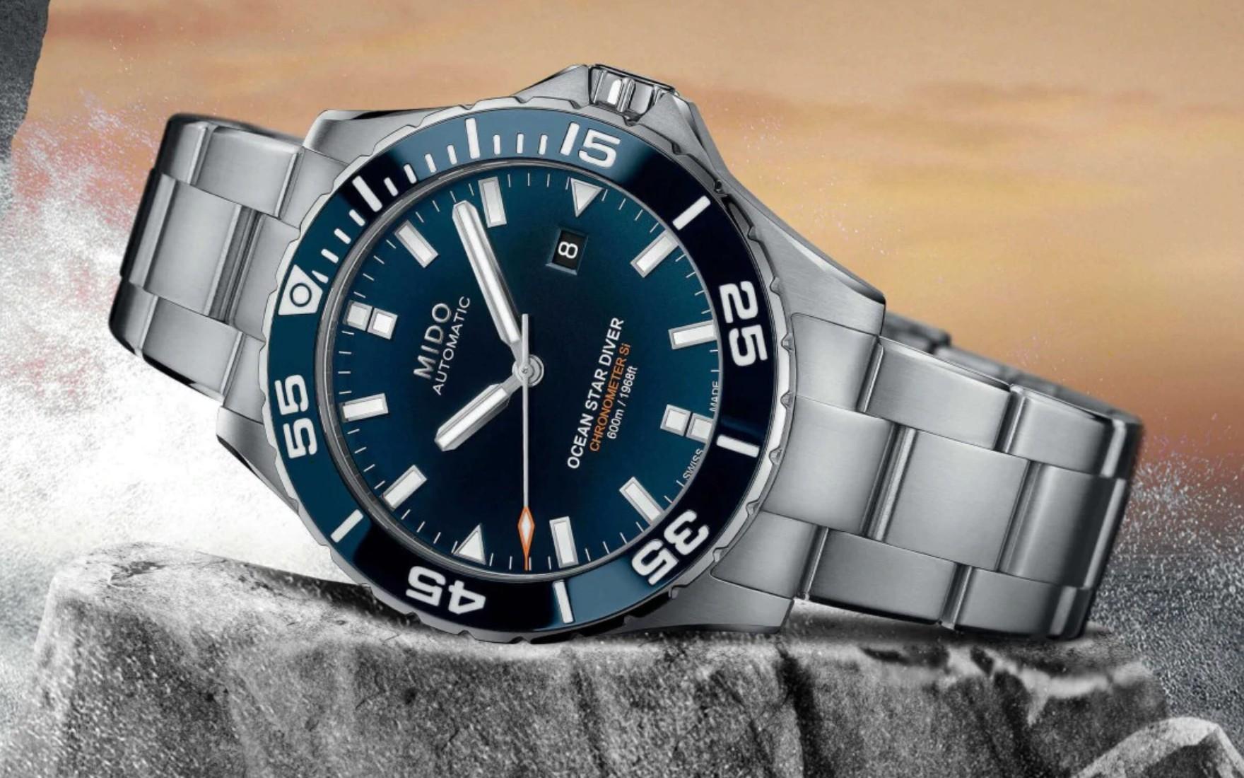 Cập nhật các mẫu đồng hồ Mido đang giảm giá rất sâu tại Mỹ