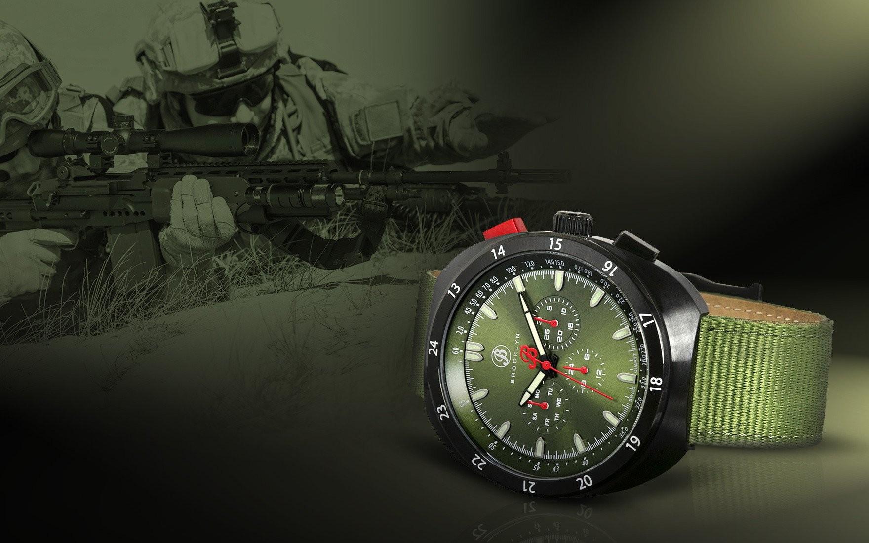 Cập nhật các mẫu đồng hồ Brooklyn Watch Co. đang giảm giá rất sâu tại Mỹ