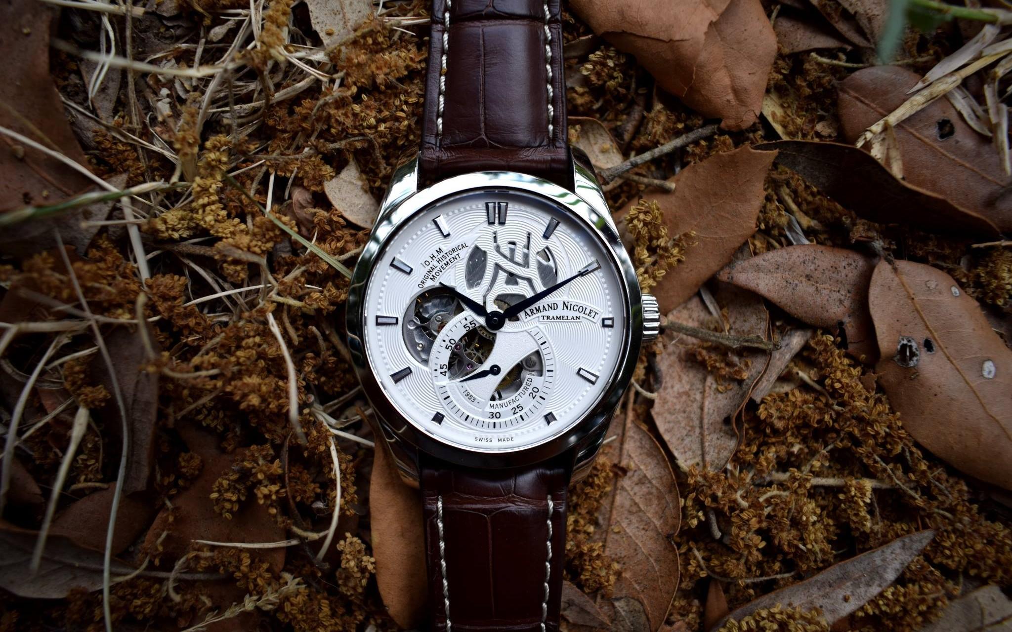 Cập nhật các mẫu đồng hồ Armand Nicolet đang giảm giá rất sâu tại Mỹ