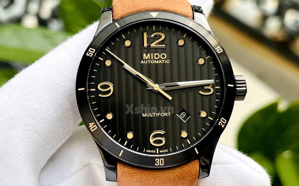 Tuyển chọn các mẫu đồng hồ Mido Automatic đang có sẵn tại Việt Nam
