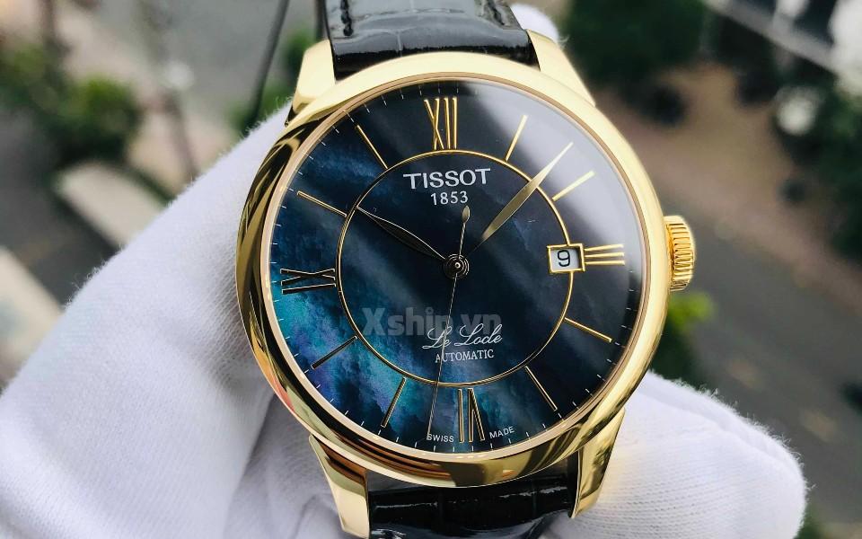Tuyển chọn các mẫu đồng hồ Tissot Le Locle đang có sẵn tại Xship.vn