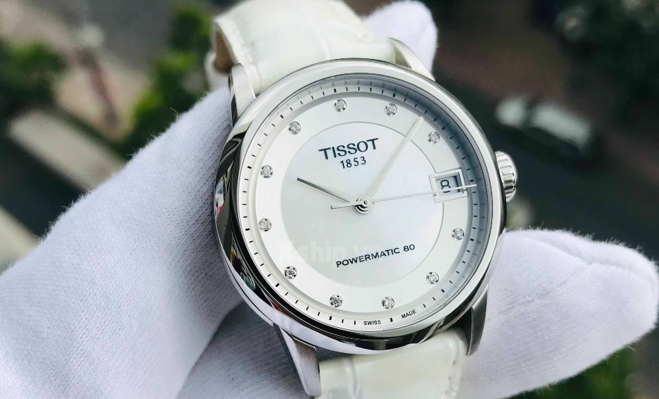 Đồng hồ nữ Tissot Luxury máy cơ khí đang có sẵn tại Xship.vn