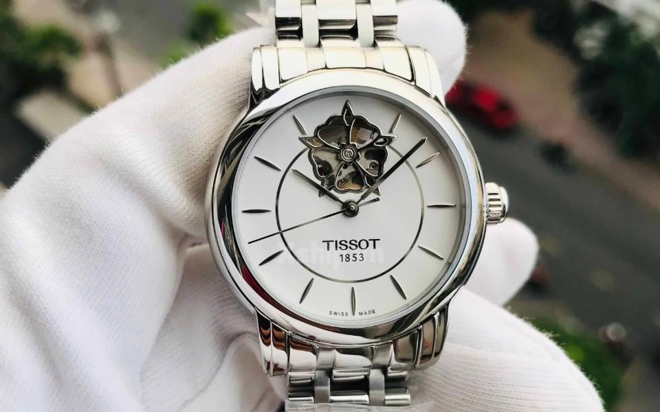Đồng hồ nữ Tissot Lady Heart máy cơ khí đang có sẵn tại Xship.vn