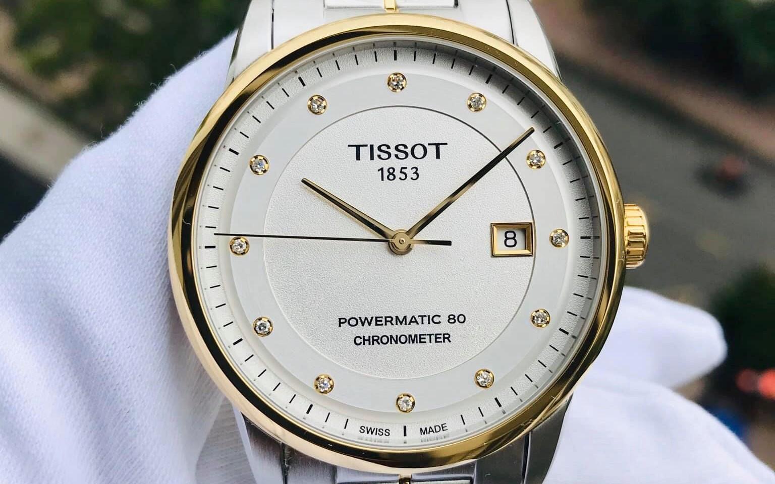Đồng hồ nam Tissot Luxury máy cơ khí đang có sẵn tại Xship.vn