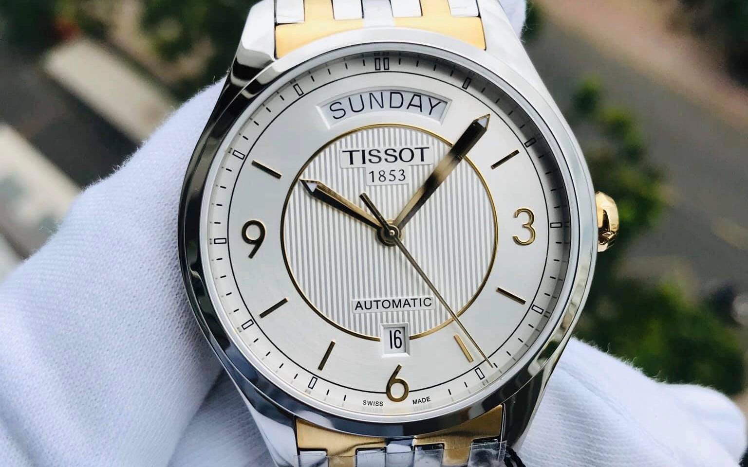 Đồng hồ nam Tissot T-One máy cơ khí đang có sẵn tại Xship.vn