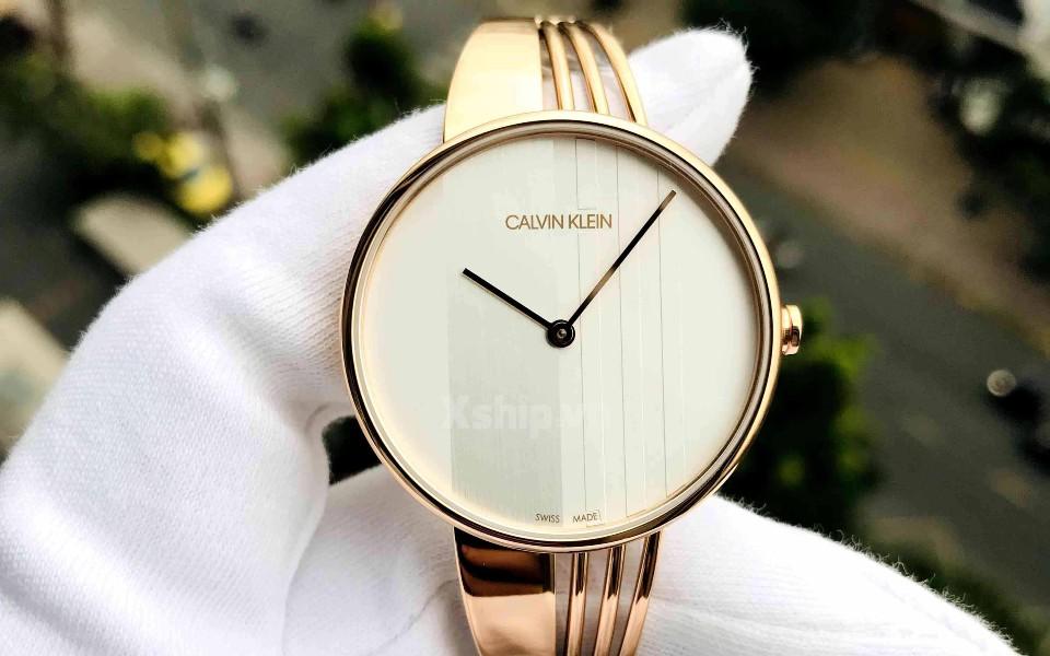 Đồng hồ nữ Calvin Klein máy pin đang có sẵn tại Xship.vn