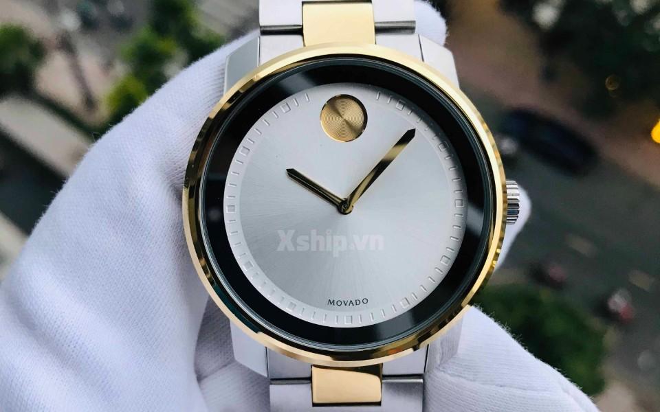 Đồng hồ nam Movado máy pin đang có sẵn tại Xship.vn