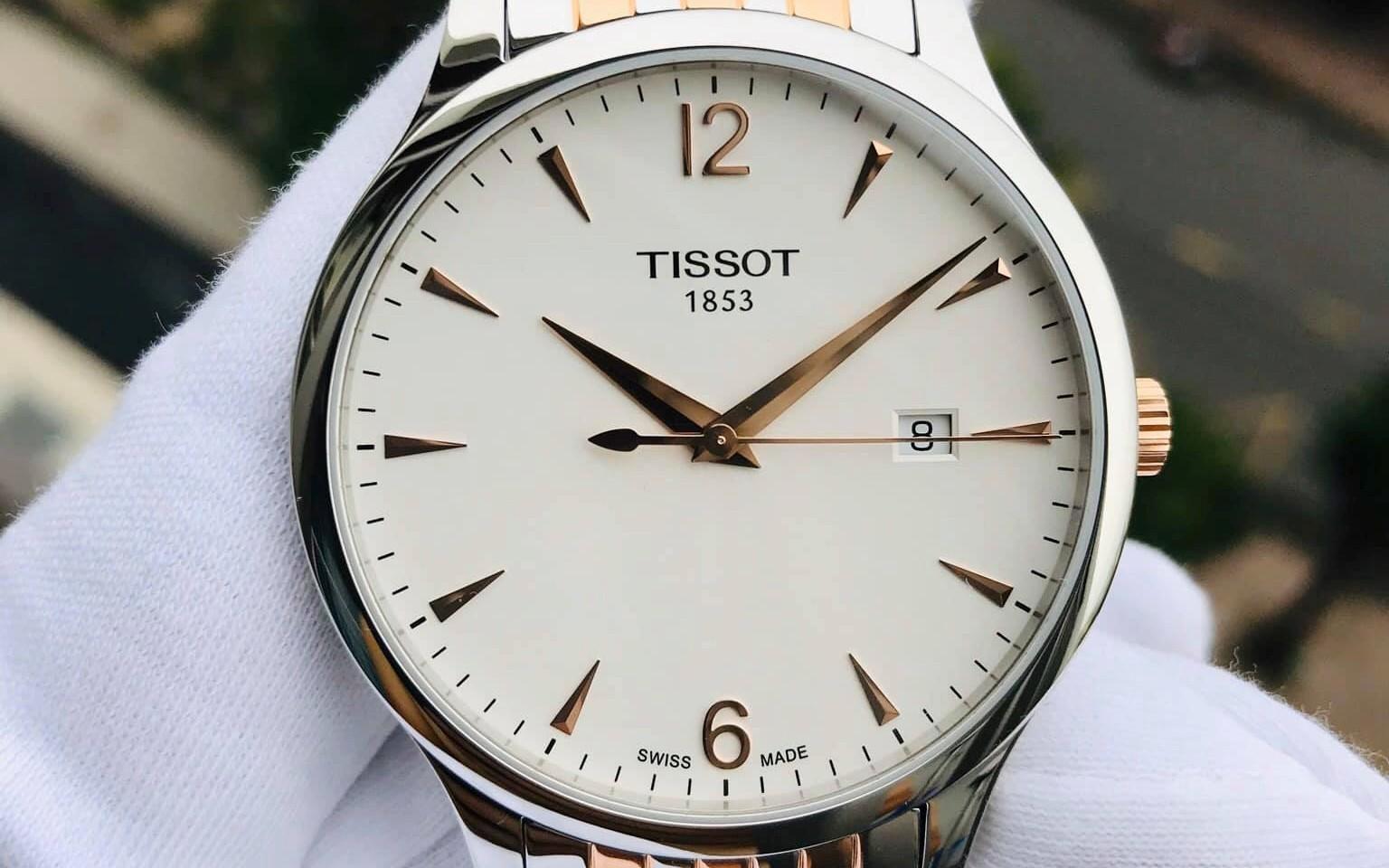 Đồng hồ nam Tissot Tradition máy pin đang có sẵn tại Xship.vn