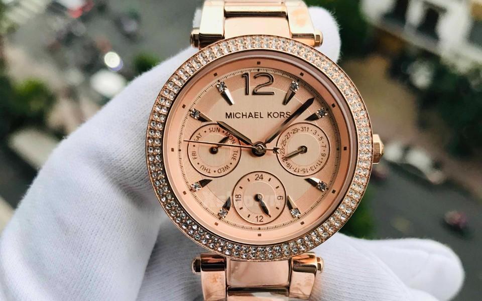 Đồng hồ nữ Michael Kors đang có sẵn tại Xship.vn