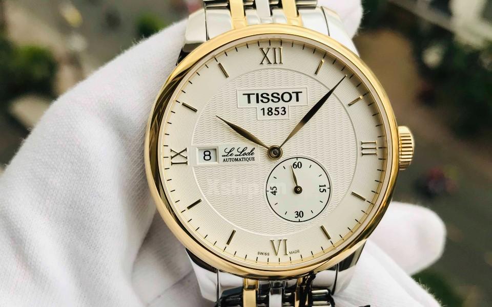 Đồng hồ nam Tissot Le Locle máy cơ khí đang giảm giá rất tốt tại Mỹ