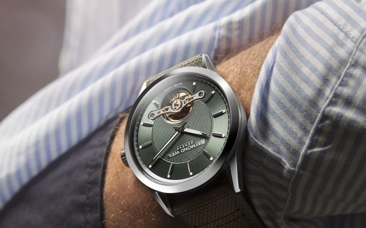 Đồng hồ Raymond Weil máy cơ khí đang giảm giá rất tốt tại Mỹ