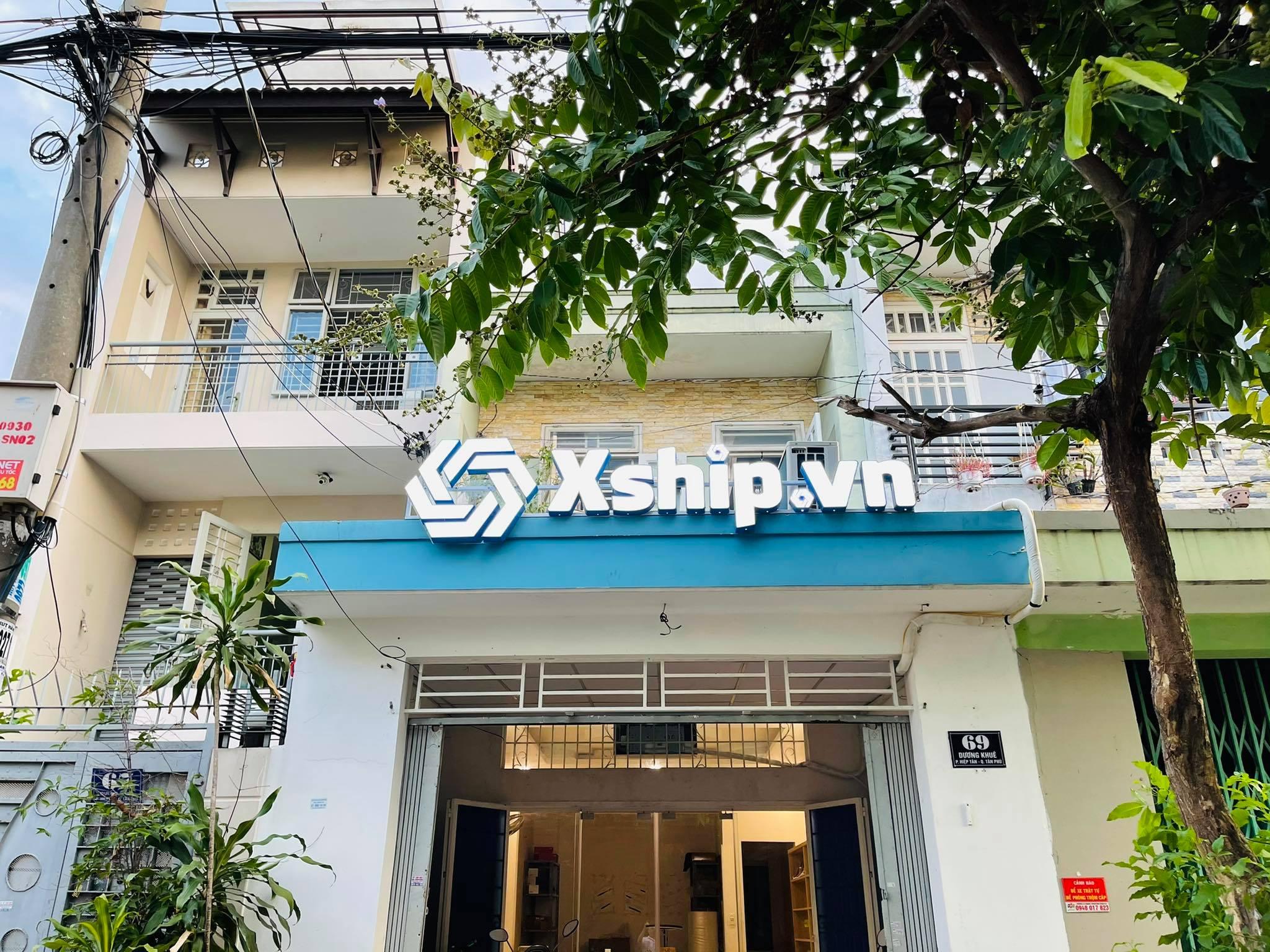 Thông tin liên hệ của Xship.vn