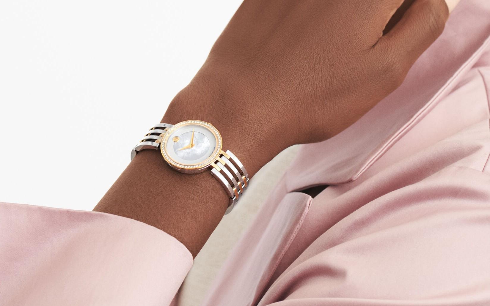 Đồng hồ nữ Movado Esperanza máy pin đang giảm giá rất tốt tại Mỹ