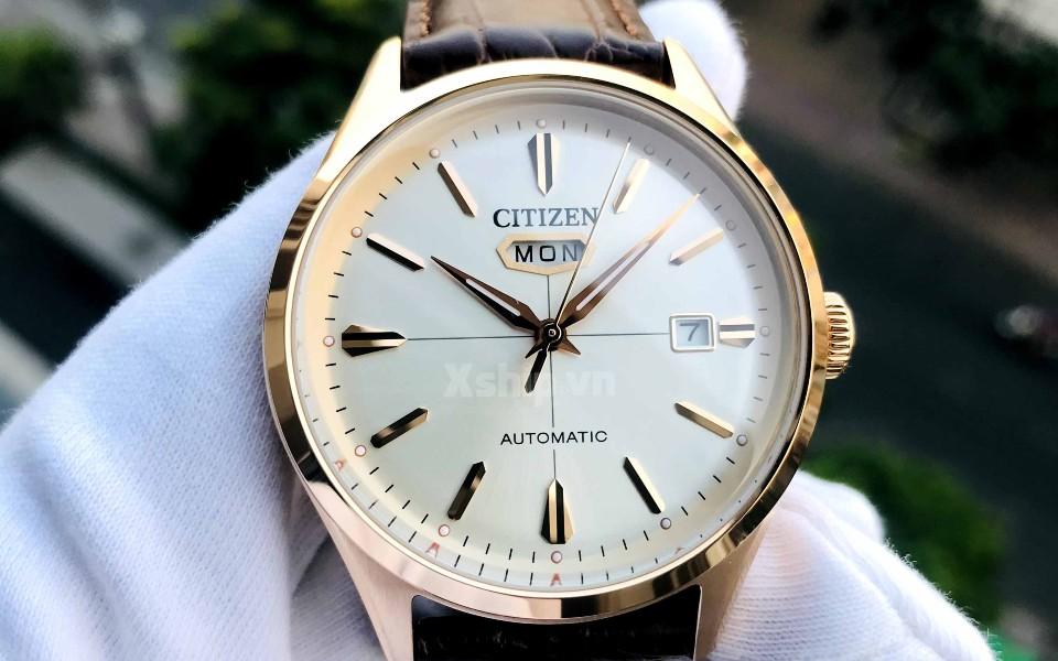 Đồng hồ nam Citizen máy cơ khí đang có sẵn tại Xship.vn