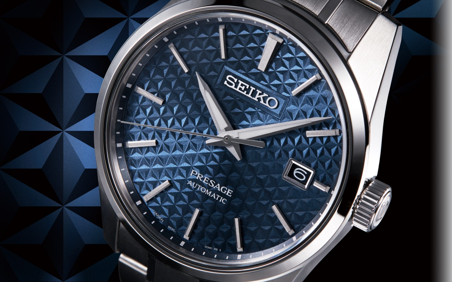 Vẻ đẹp tiền ẩn trong cái nhìn đơn giản của đồng hồ Seiko