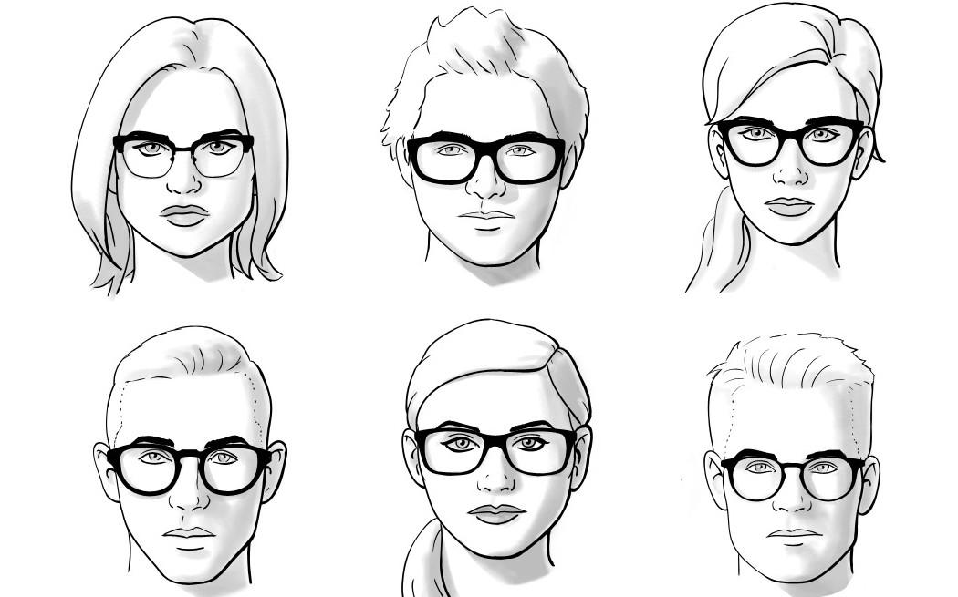Hướng dẫn lựa chọn mẫu kính phù hợp với khuôn mặt và màu da của bạn