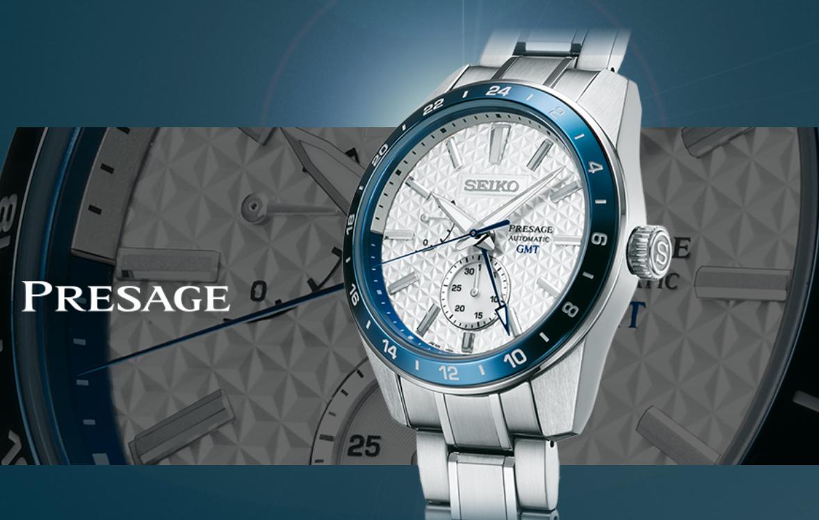 Seiko giới thiệu đồng hồ phiên bản giới hạn kỷ niệm 140 năm thành lập
