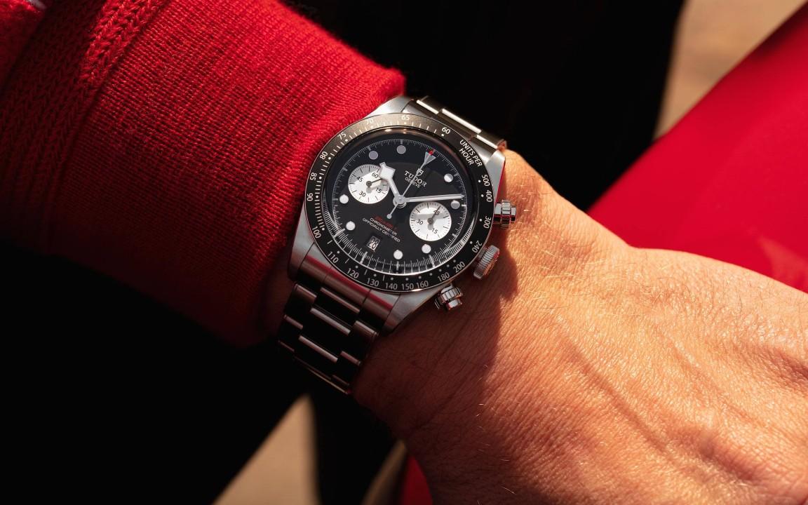 Đồng hồ Black Bay Chrono mới của Tudor