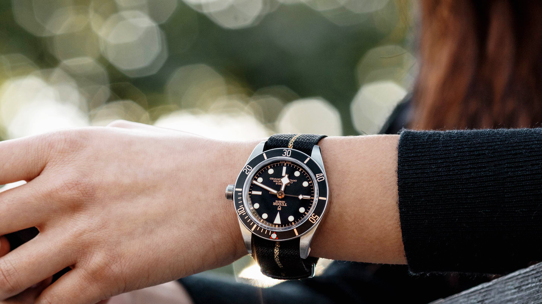 Đồng hồ Black Bay Fifty-Eight của Tudor