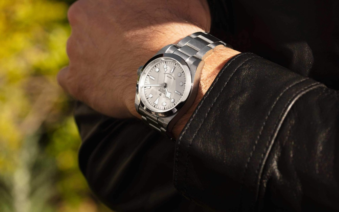 Đồng hồ Black Bay 32-36-41 của Tudor