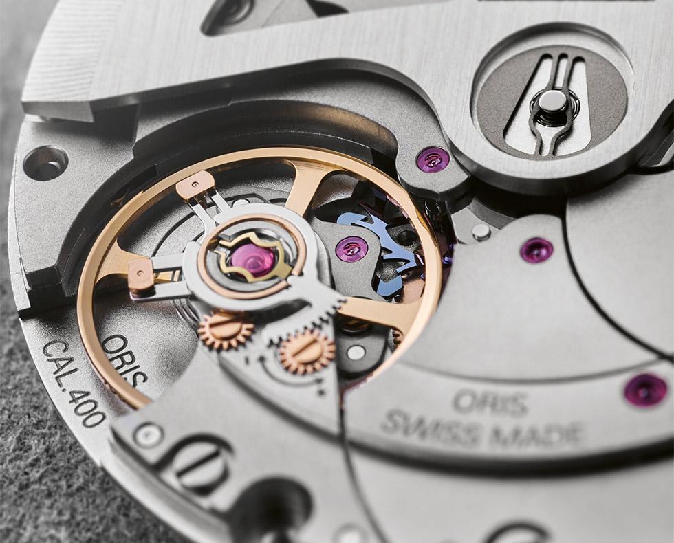 Đồng hồ Oris Aquispro Date Calibre 400 của Oris