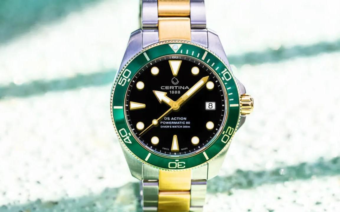 Đồng hồ Certina DS Action Diver của Certina