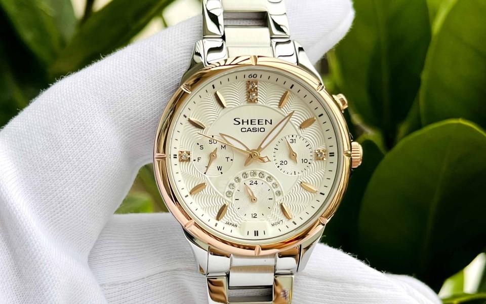Đồng hồ nữ Casio Sheen đang có sẵn tại Xship.vn
