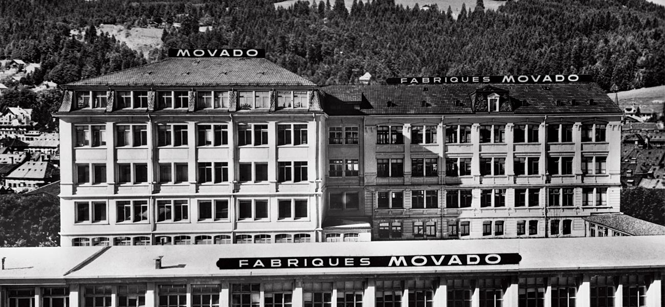Lịch sử thương hiệu Movado