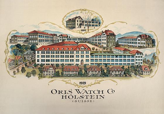 Lịch sử thương hiệu Oris từ A đến Z