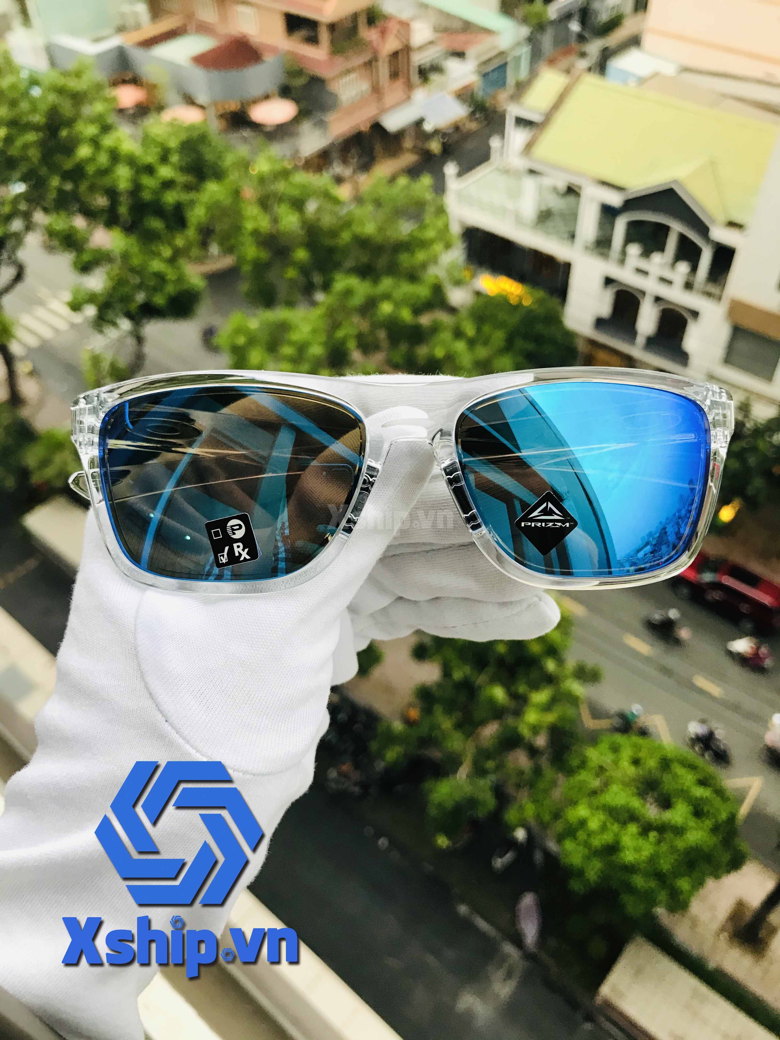 Oakley Holston Sunglasses 0OO9334 933413 58