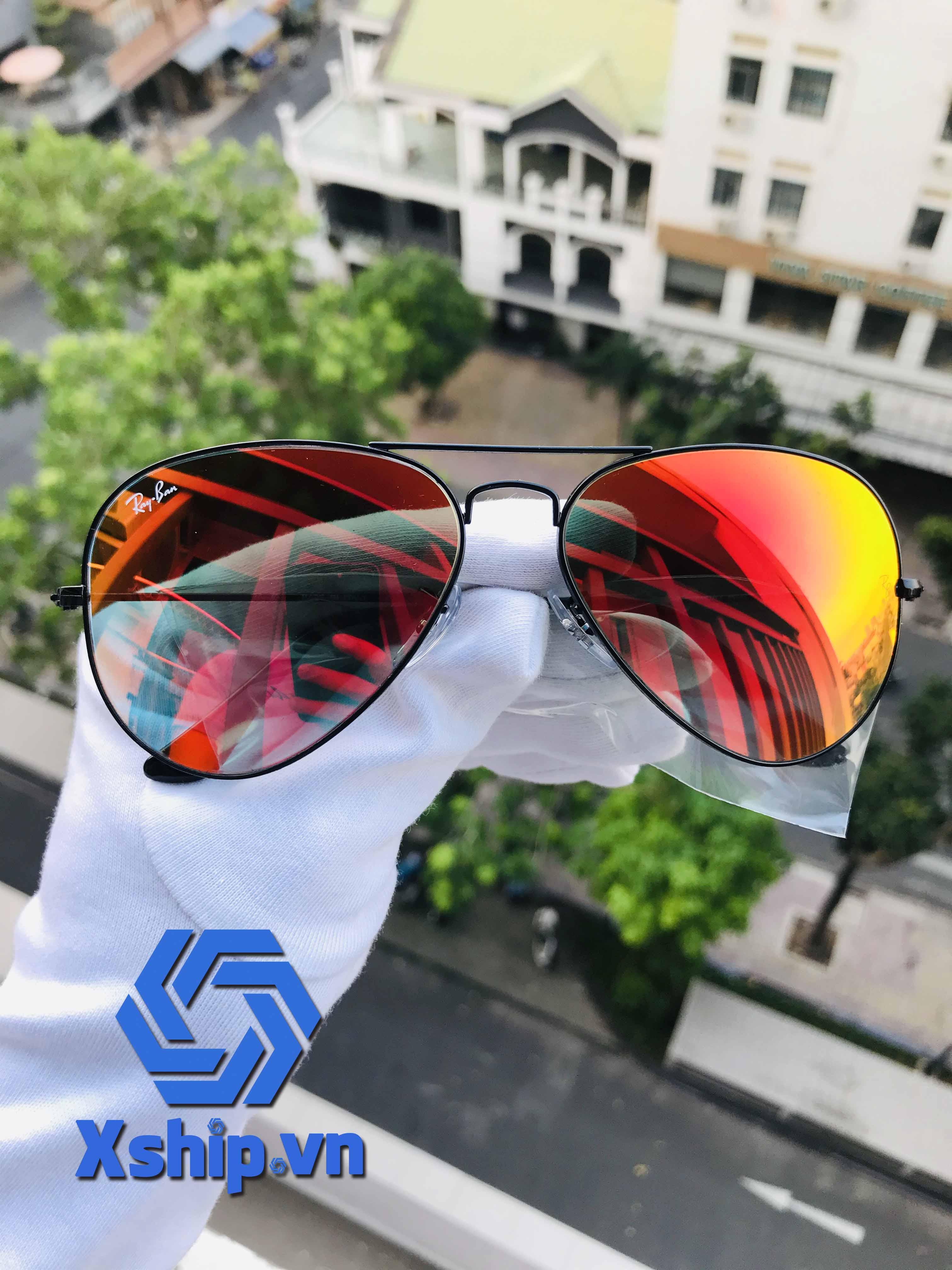 Ray Ban Aviator Sunglasses RB3025 002/4W 58-14