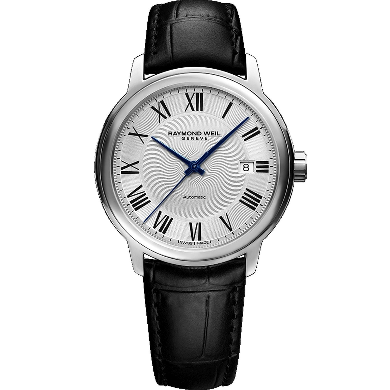 Raymond-Weil-2237-STC-00659-Maestro-Automatic-Silver-Dial-Mens-Watch
