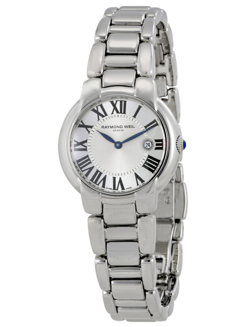 Raymond-WeilJasmine-Silver-Dial-Ladies-Watch-5229-ST-00659