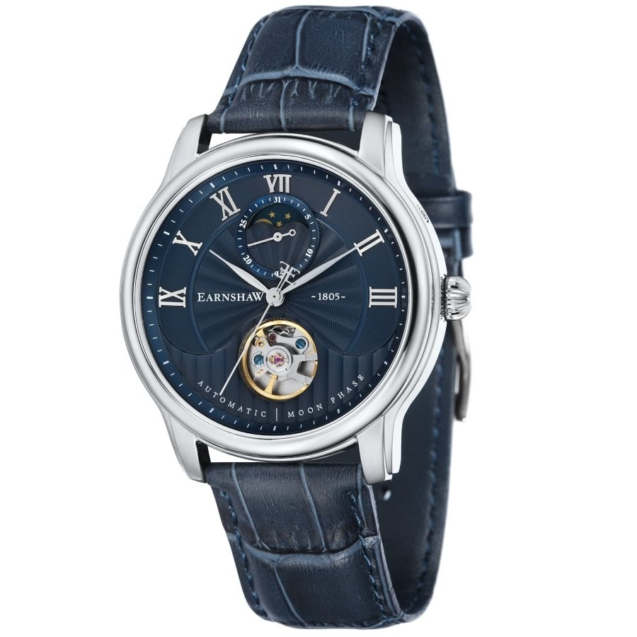 Thomas Earnshaw Longitude Moonphase Automatic ES-8066-02