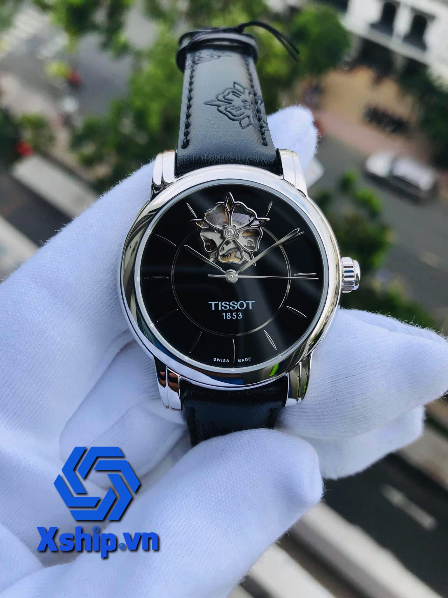 Tissot T-Classic Lady Heart Automatic Ladies T050.207.17.051.04 (T0502071705104)