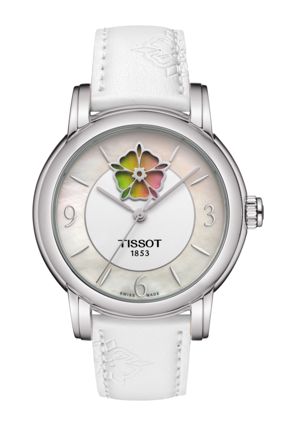 Tissot Lady Heart Flower Automatic T050.207.17.117.05 (T0502071711705)