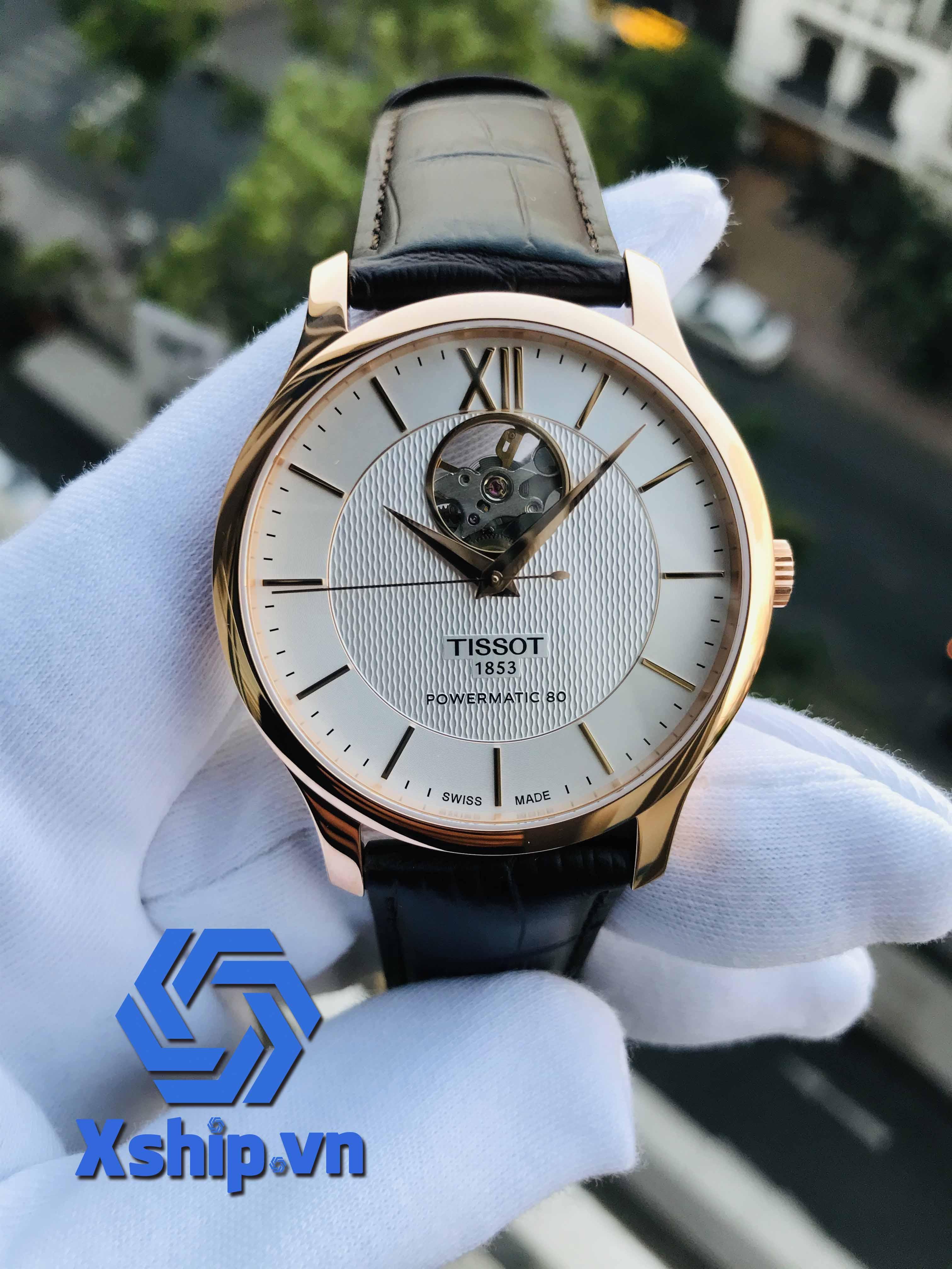 Tissot Tradition Powermatic 80 T063.907.36.038.00 (T0639073603800)