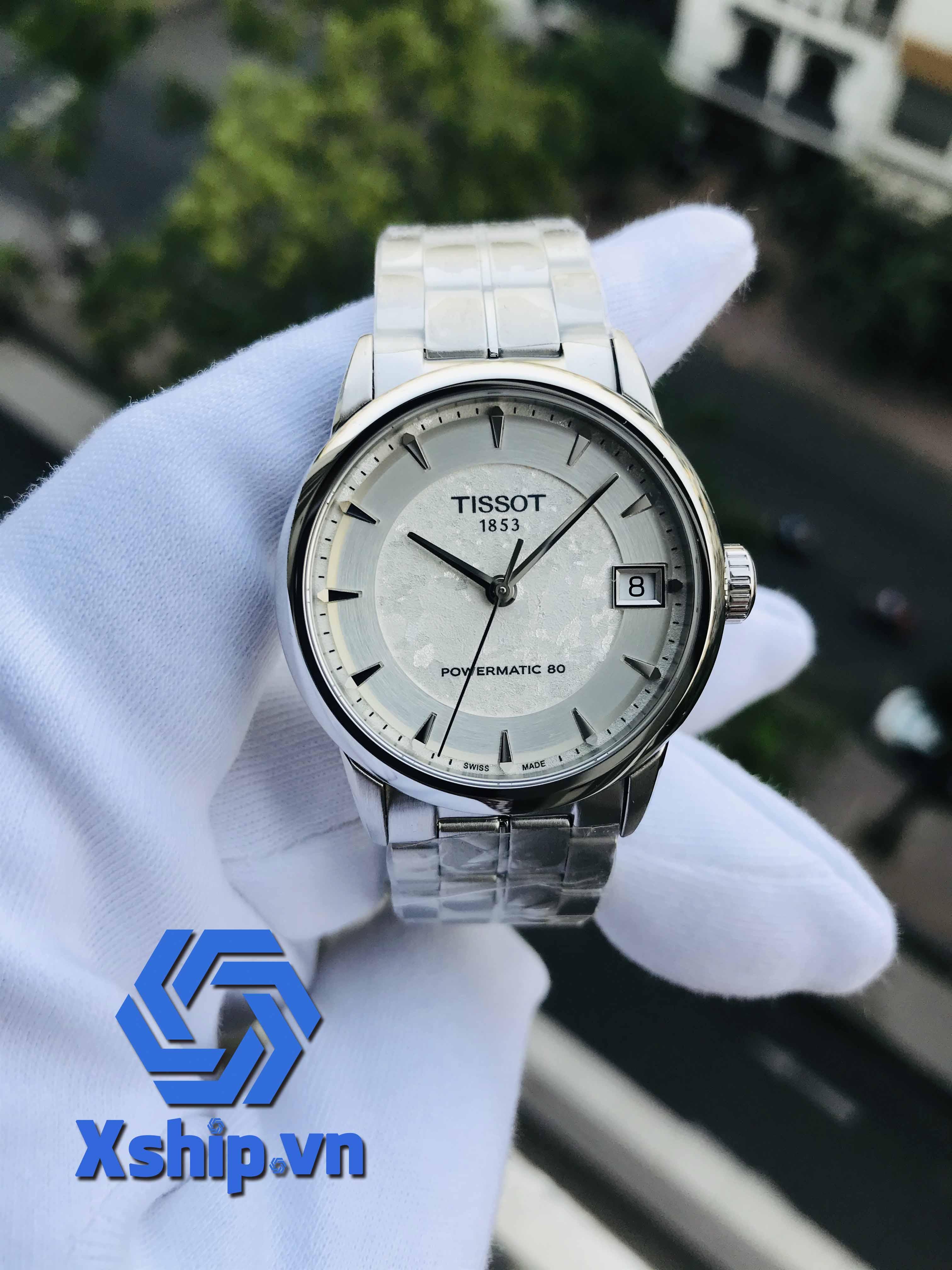 Tissot Luxury Automatic Ladies T086.207.11.031.10 (T0862071103100)