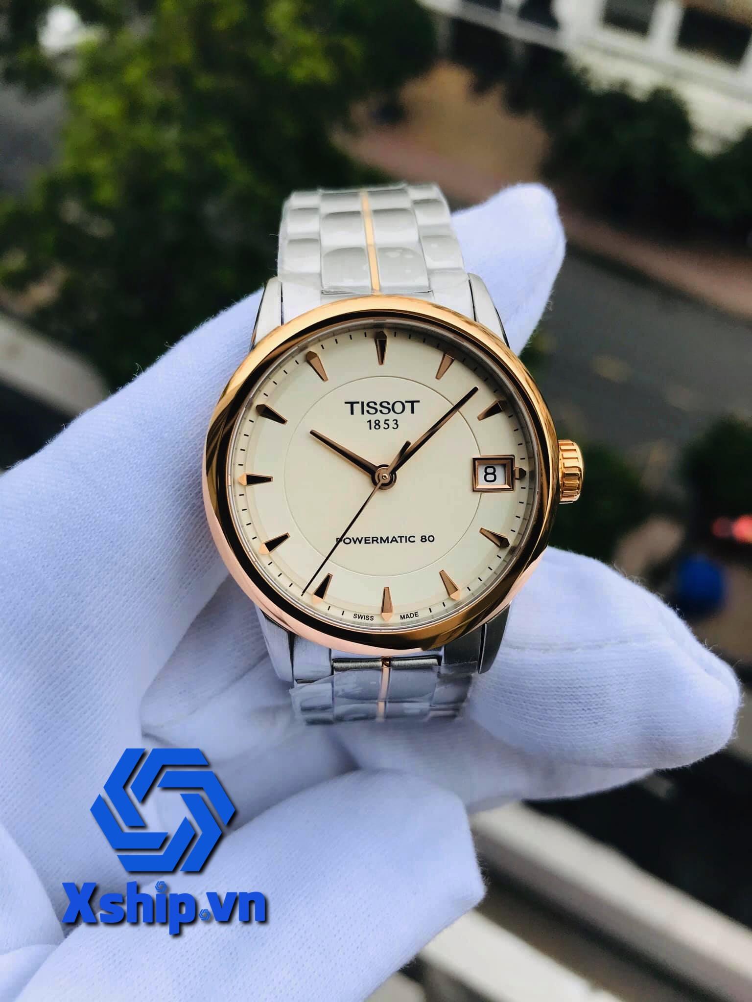 Tissot T-Classic Luxury Automatic Womens T086.207.22.261.01 (T0862072226101)