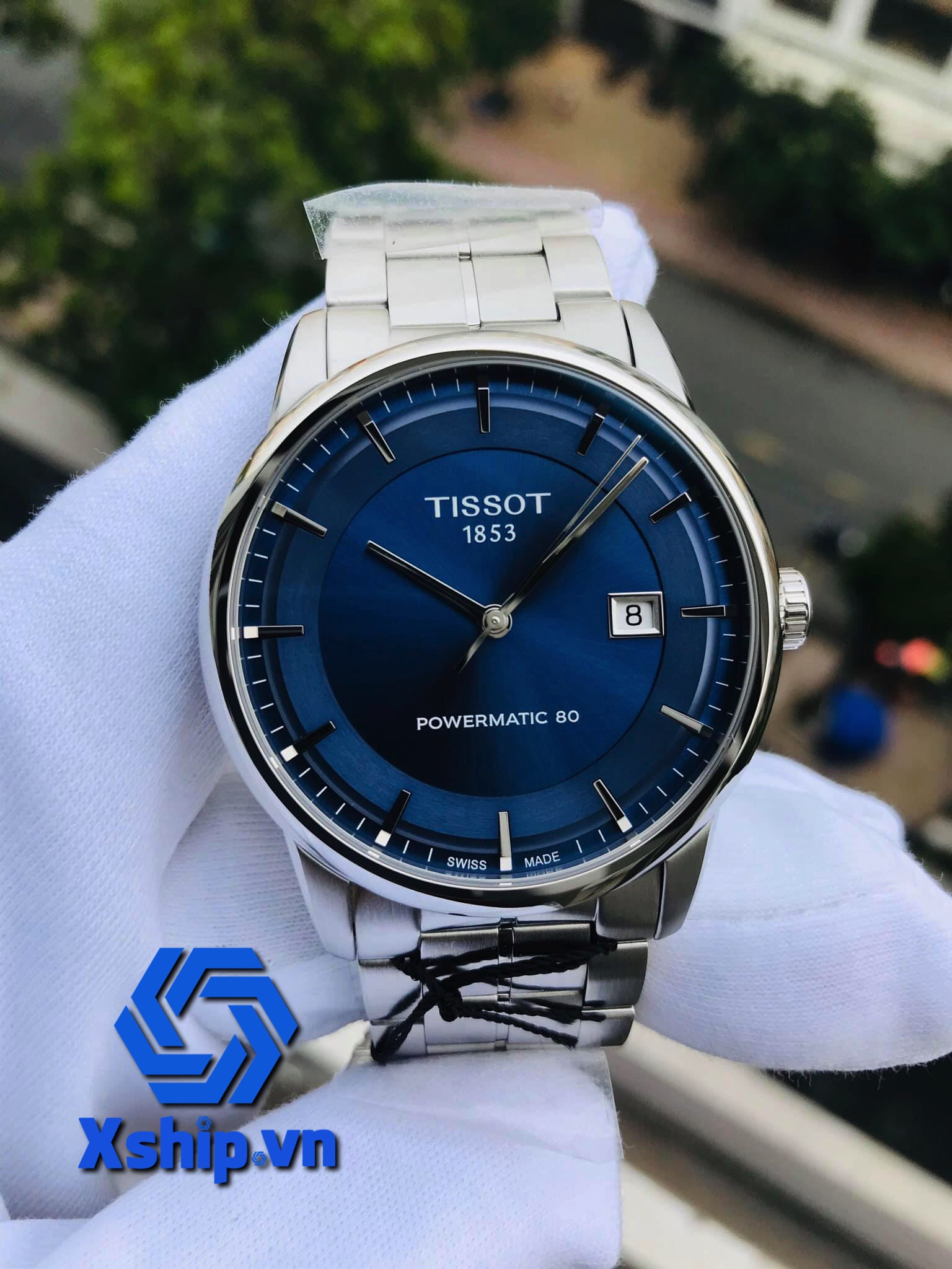Tissot Luxury Powermatic 80 T086.407.11.041.00 (T0864071104100)