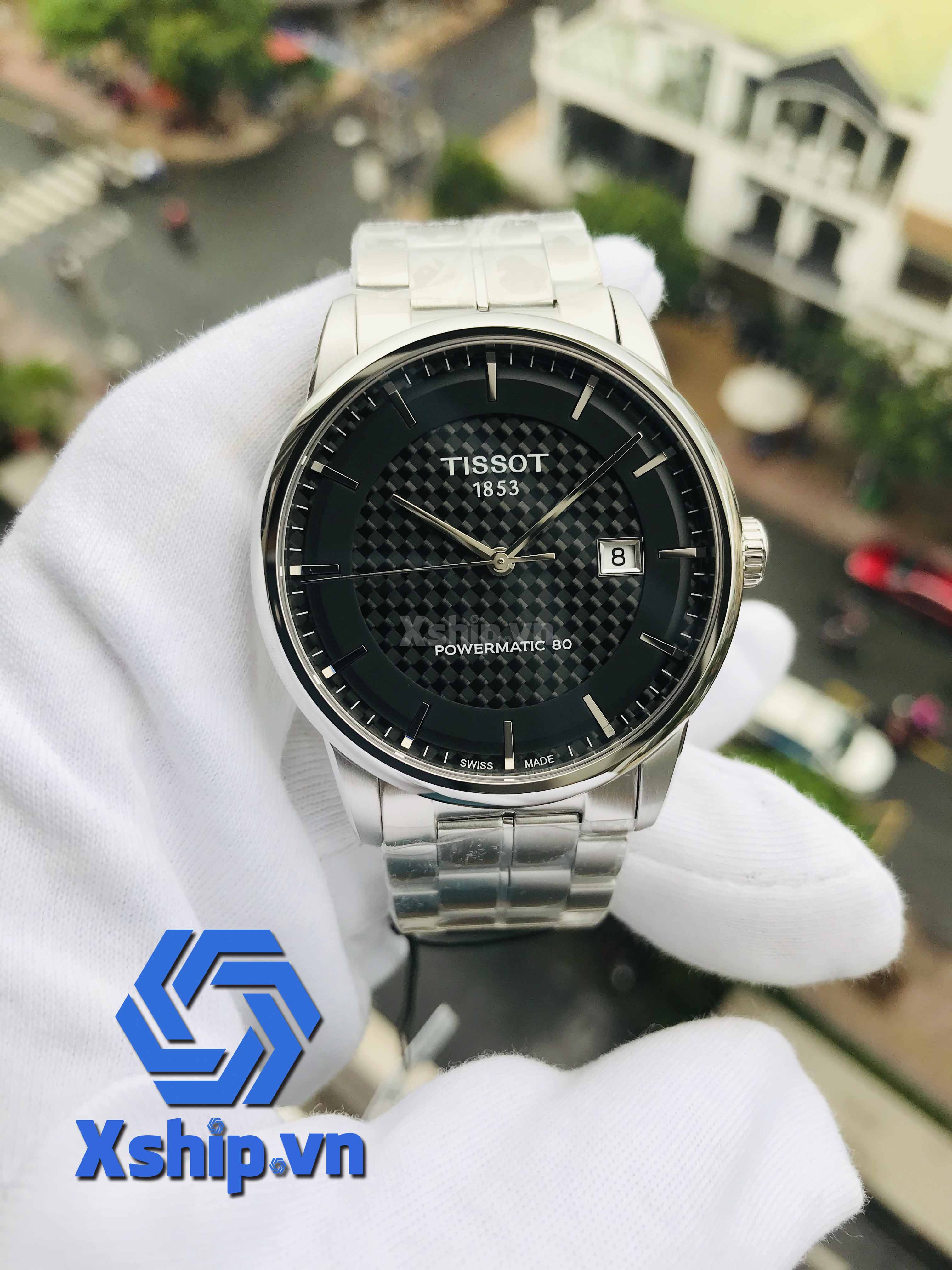 Tissot Luxury Powermatic 80 T086.407.11.201.02 (T0864071120102)