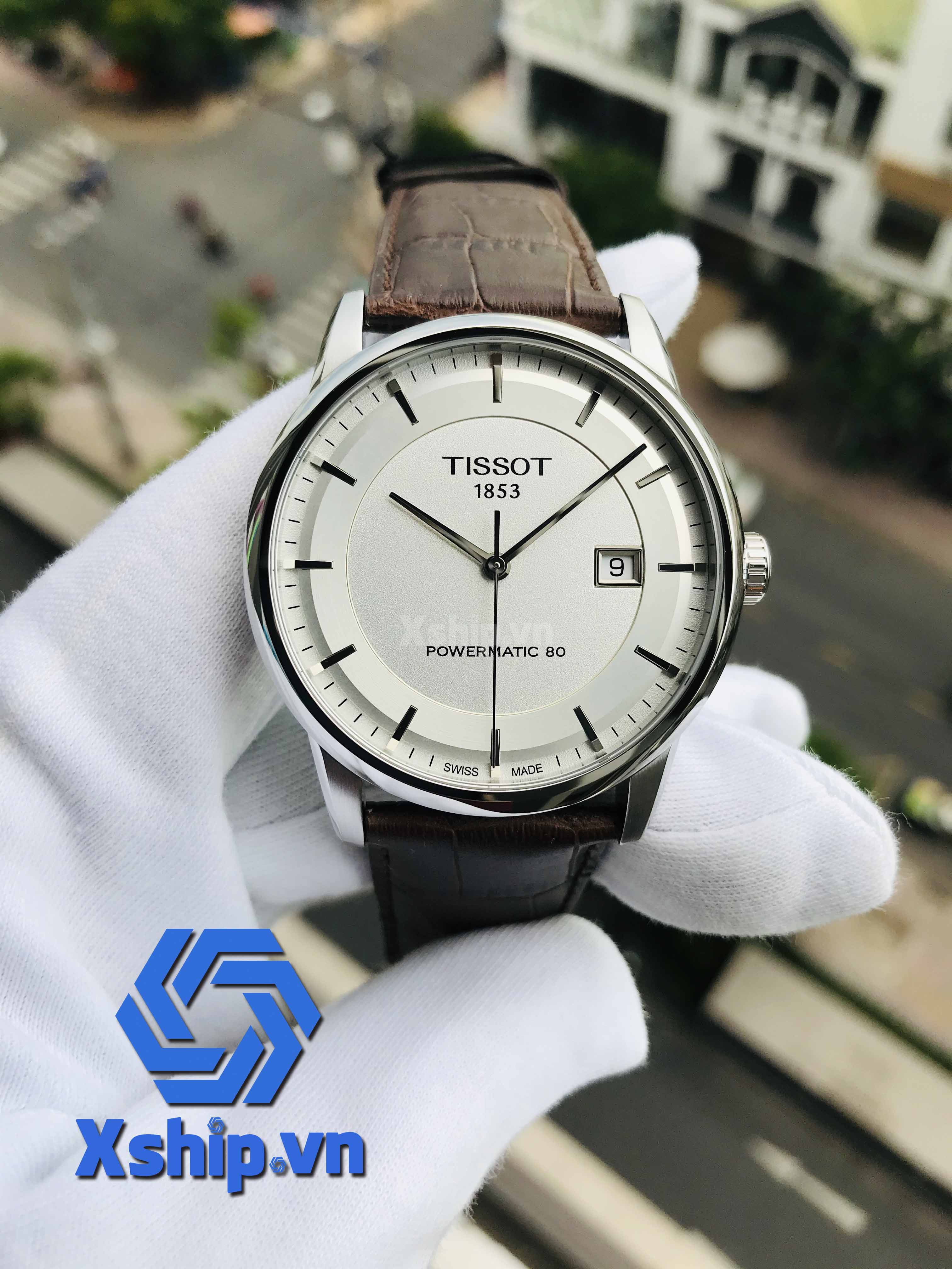 Tissot Luxury Powermatic 80 T086.407.16.031.00 (T0864071603100)