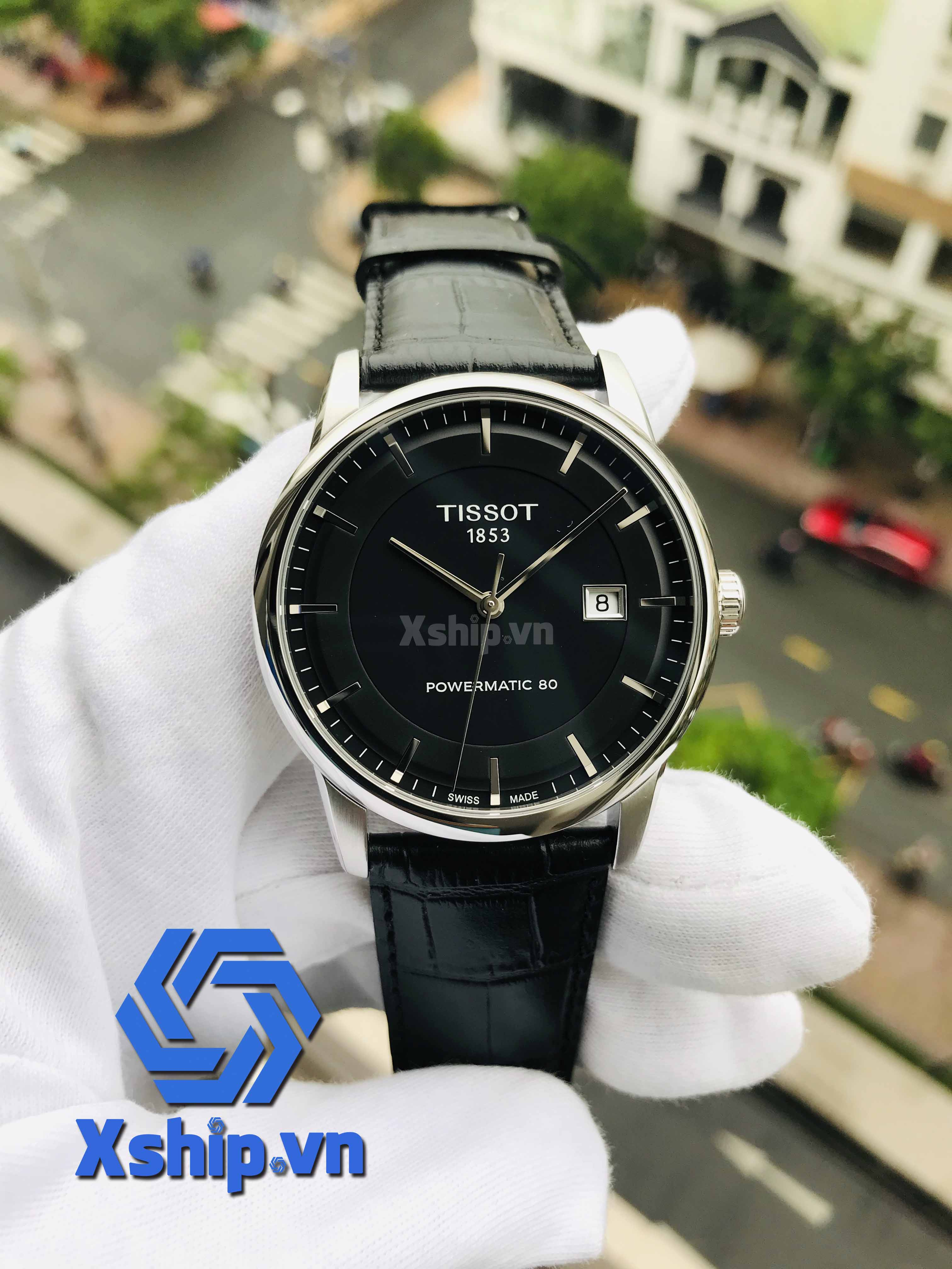 Tissot Luxury Powermatic 80 T086.407.16.051.00 (T0864071605100)