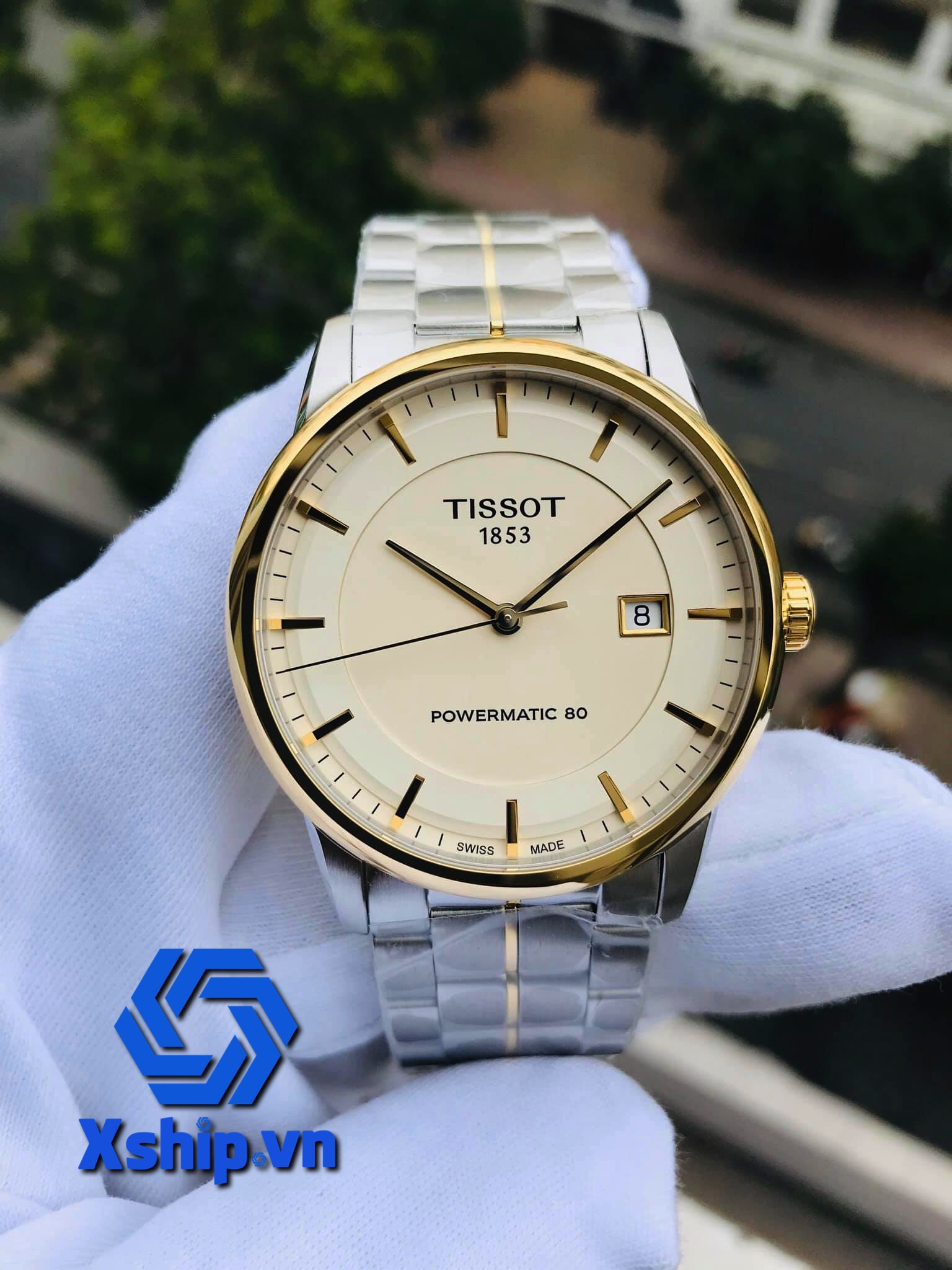 Tissot Luxury Powermatic 80 T086.407.22.261.00 (T0864072226100)