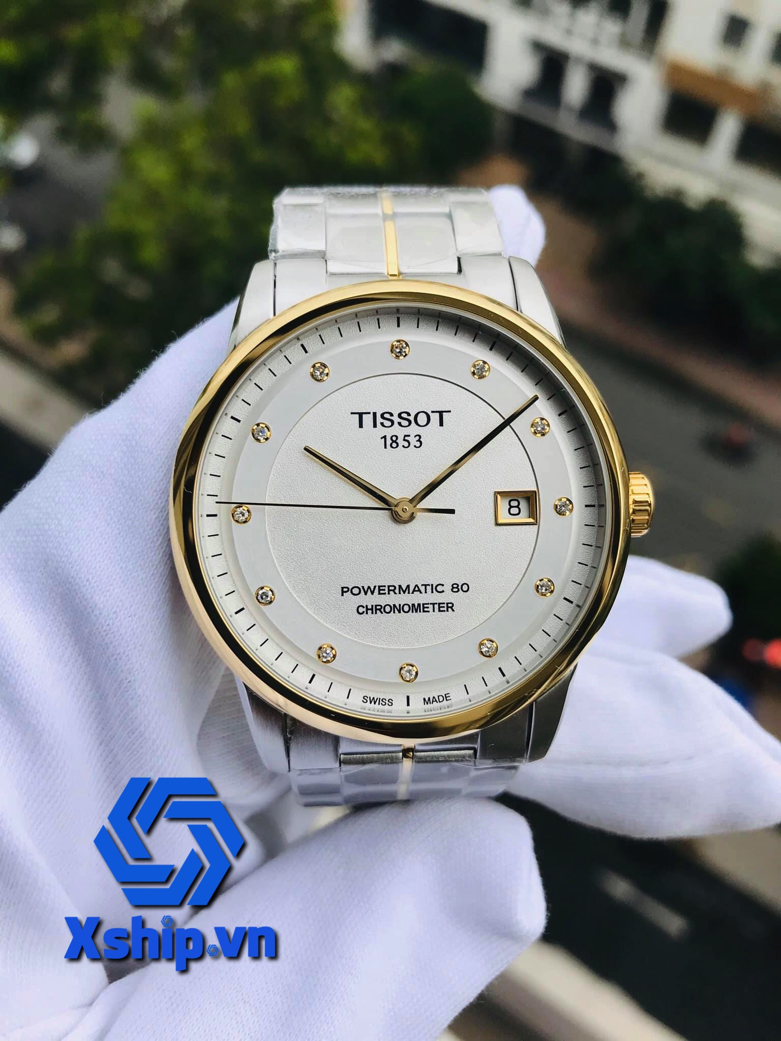 Tissot Luxury Automatic T086.408.22.036.00 (T0864082203600)